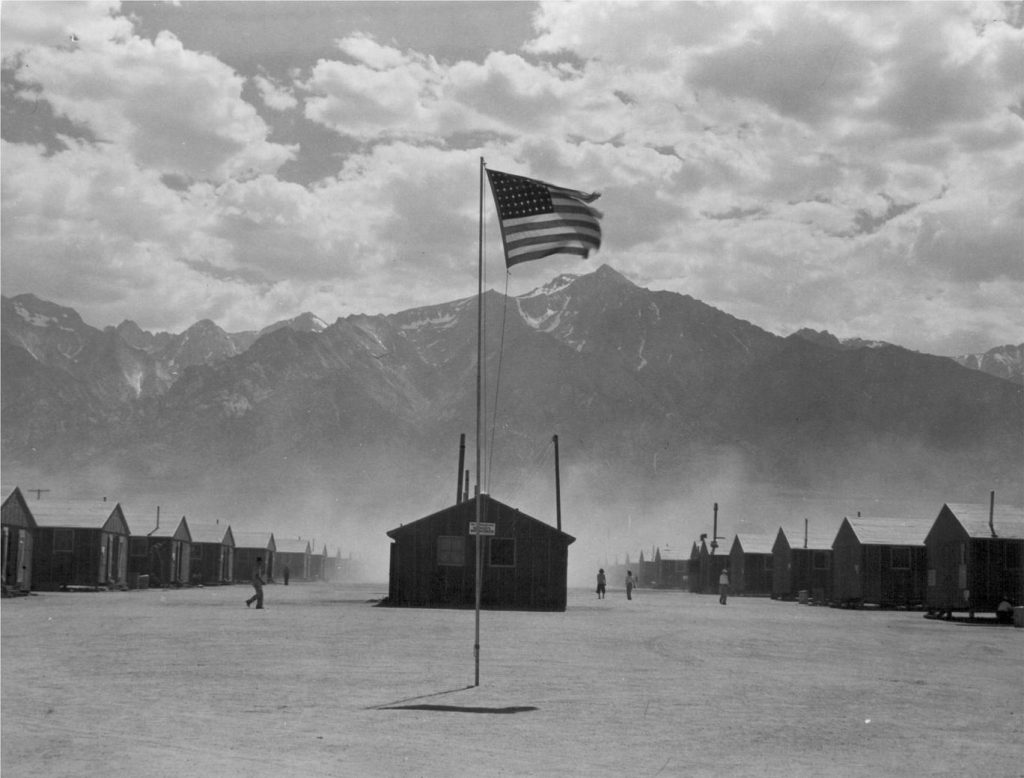 arrival at manzanar Manzanar is most widely known as the site of one of ten american concentration camps where over 110,000 japanese americans were unjustly incarcerated during world war.
